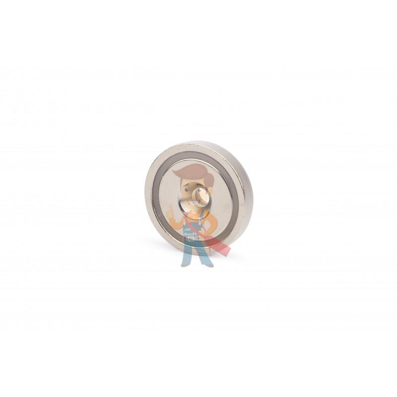 Магнитное крепление с отверстием А32 - фото 1