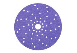 Круг абразивный c мультипылеотводом Purple+, 120+, Cubitron™ Hookit™ 737U, 150 мм