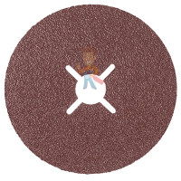 Лист шлифовальный для чистовой обработки поверхности S UFN светло-серый 158 мм х 224мм - Фибровый шлиф. круг 982С Cubitron™ II, 60+, 125 мм х 22 мм, 3 шт./уп.