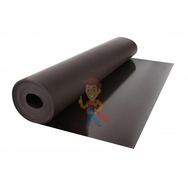 Магнитный винил без клеевого слоя 0.62 x 10 м, толщина 2.0 мм