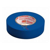 Изолента резиново-мастичная Scotch® 2228, 50 мм х 3 м - ПВХ изолента универсальная, синяя, 15 мм x 10 м