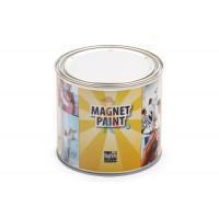 Магнитная краска Siberia 1 литр, на 2 м² - Магнитная краска MagPaint 0,5 литра, на 1 м²