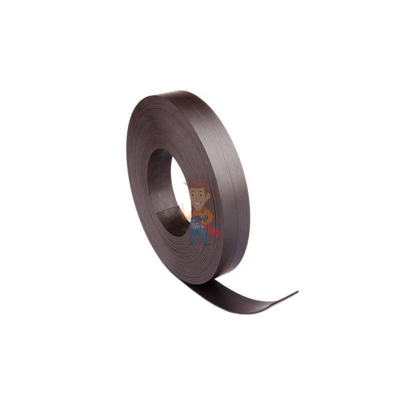 Магнитная лента Forceberg без клеевого слоя 25,4 мм, рулон 10 м, тип А - фото 1