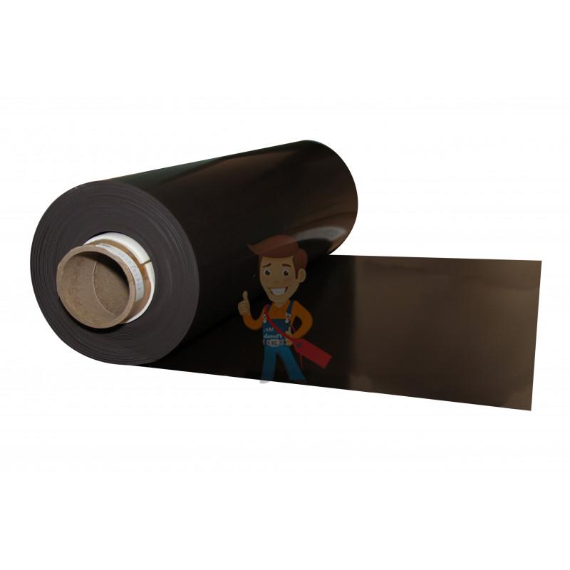Магнитный винил без клеевого слоя, рулон 0.62х15 м, толщина 1.5 мм