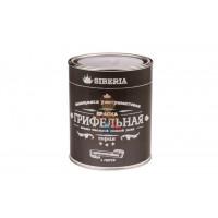 Магнитная краска Siberia 1 литр, на 2 м² - Грифельная краска Siberia 1 литр, серый, на 5 м²