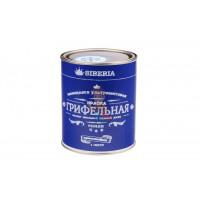 Магнитная краска MagPaint 2,5 литра, на 5 м² - Грифельная краска Siberia 1 литр, синий, на 5 м²