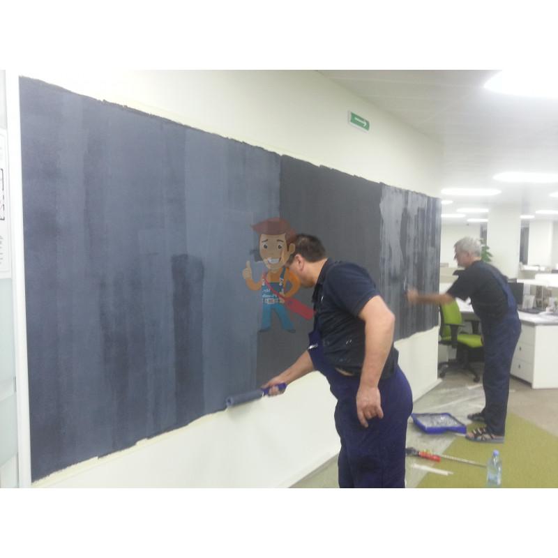 Грифельная краска Siberia 1 литр, серый, на 5 м² - фото 7