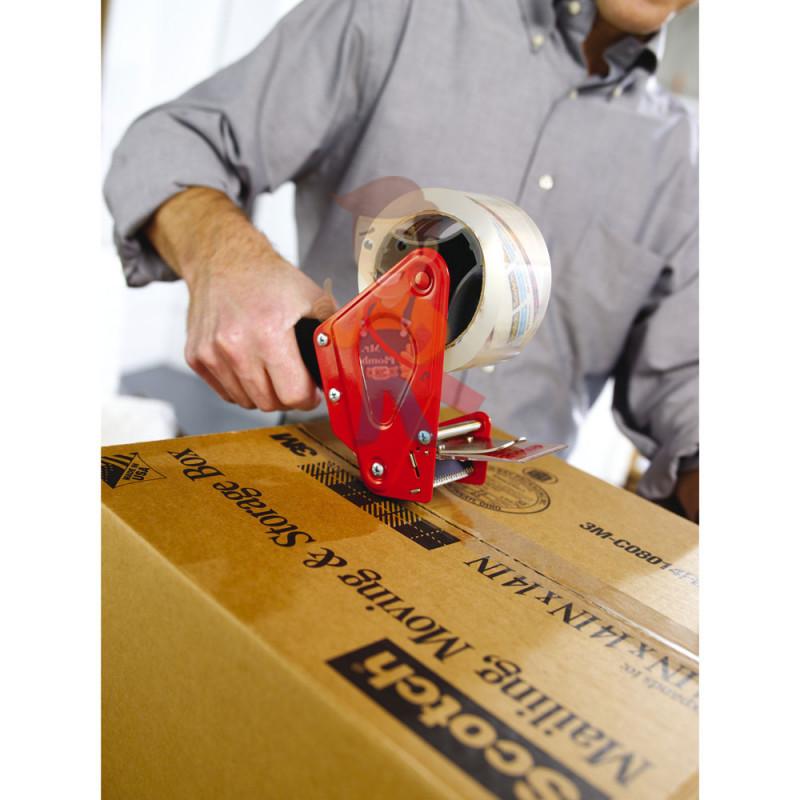 Диспенсер-Пистолет для упаковочной клейкой ленты - фото 3