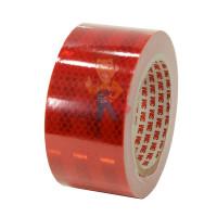 Лента светоотражающая 3M 983-72, алмазного типа, красная, 53,5 мм х 5 м - Лента светоотражающая 3M 983-72, алмазного типа, красная, 53,5 мм х 10 м