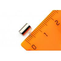 Индикатор магнитного поля, пленка - Неодимовый магнит пруток 4х7 мм