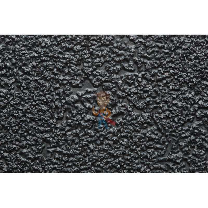 Лента противоскользящая грубой зернистости, черная, 51 мм х 18,3 м - фото 1