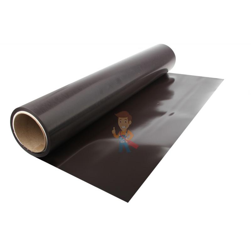 Магнитный винил без клеевого слоя 0,62 x 5 м, толщина 0,25 мм