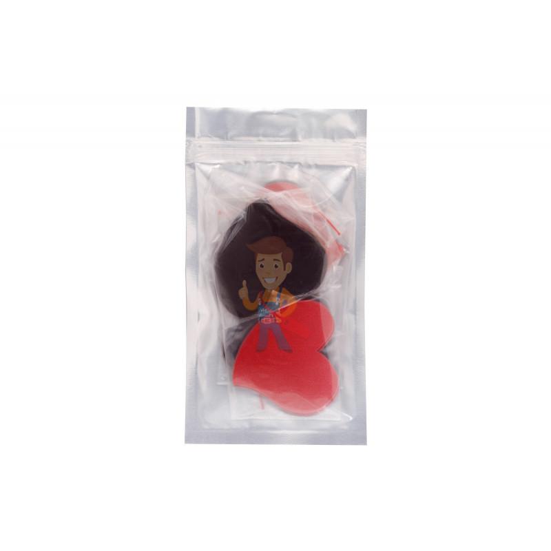 Магниты-сердечки, Forceberg, комплект из 20 шт - фото 4