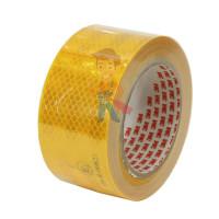 Лента светоотражающая 3M 983-72, алмазного типа, красная, 53,5 мм х 5 м - Лента светоотражающая 3M 983-71, алмазного типа, желтая, 53,5 мм х 10 м