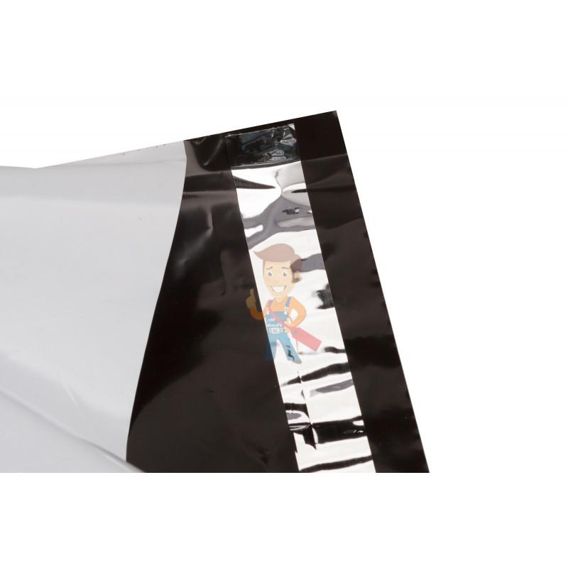 Курьерский почтовый пакет с клеевым клапаном Forceberg HOME & DIY 300х400+40 мм, с карманом, 20 шт - фото 1