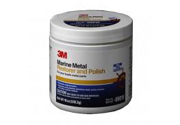 Паста полировальная для металла Marine, 09019, 500мл.