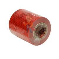 Лента светоотражающая 3M 983-72, алмазного типа, красная, 53,5 мм х 5 м - Лента светоотражающая 3M 983-72, алмазного типа, красная, 53,5 мм х 2,5 м