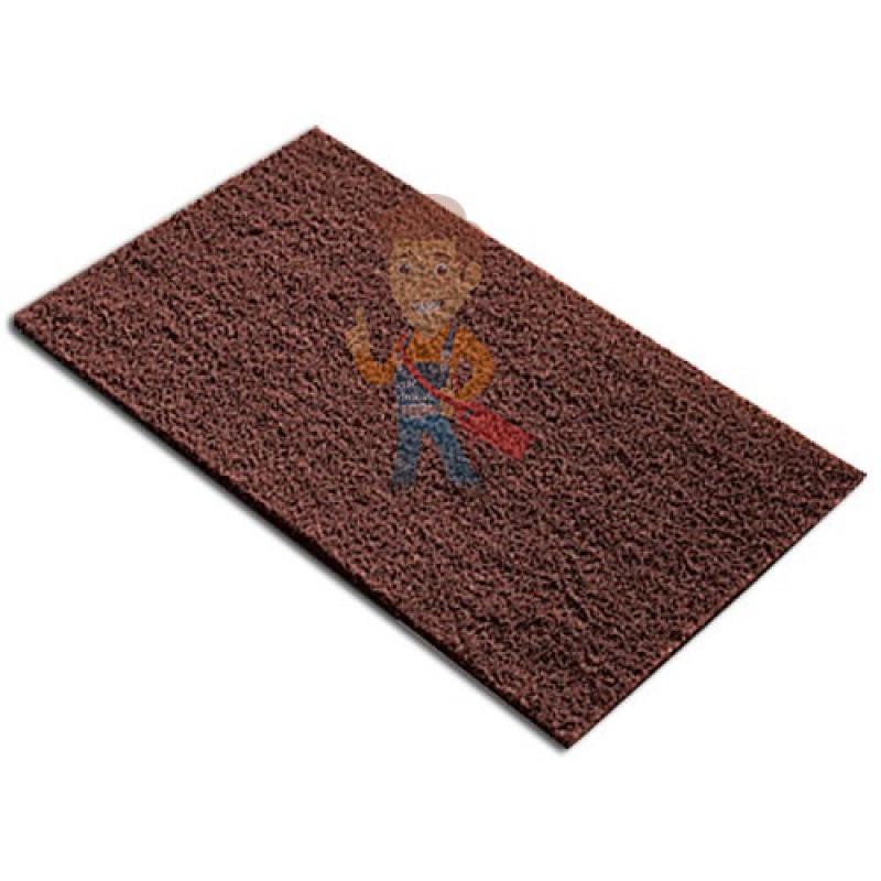 Лист шлифовальный для удаления сильных загрязнений A MED коричневый 158 мм х 224 мм
