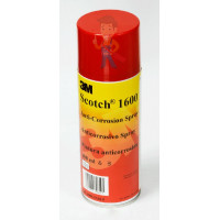 Аэрозоль силиконовый Scotch ® 1609, прозрачный, 400 мл - Антикоррозионный аэрозоль Scotch® 1600, 400 мл