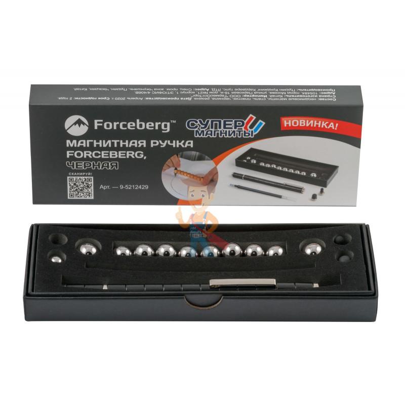 Магнитная ручка Forceberg черная - фото 5