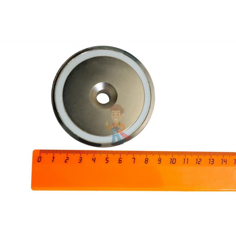 Магнитное крепление с отверстием А75 - фото 1