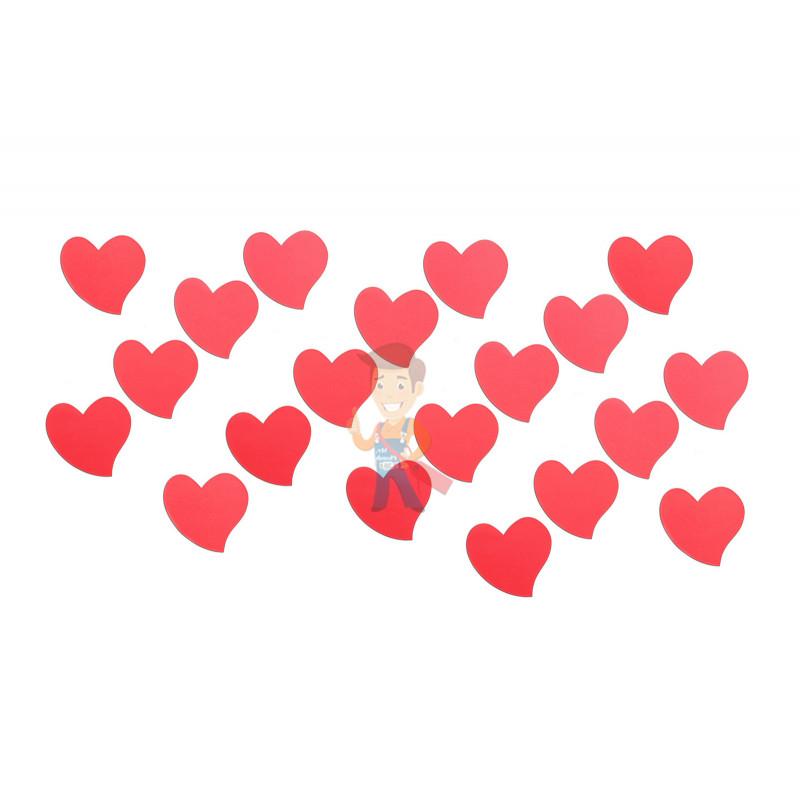 Магниты-сердечки, Forceberg, комплект из 20 шт - фото 2