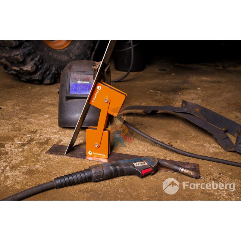 Магнитный регулируемый держатель для сварки, Forceberg - фото 5