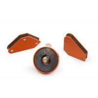 Гайка М5 шестигранная оцинкованная ГОСТ 5915-70 (DIN 934) Forceberg Home&DIY, 40 шт - Набор магнитных держателей для сварки Forceberg