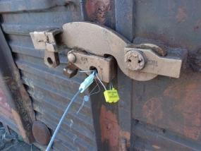 Как защитить груз от кражи?
