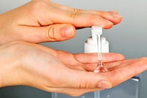 Дезинфицирующие средства - антибактериальное средство