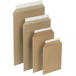 Почтовые пакеты, картон - фото