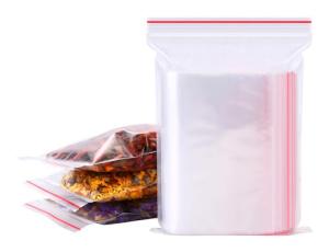 Пакеты для упаковки zip-lock - фото