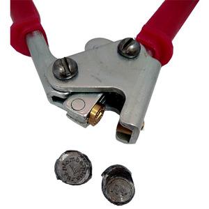 Пломбиратор металлические щипцы