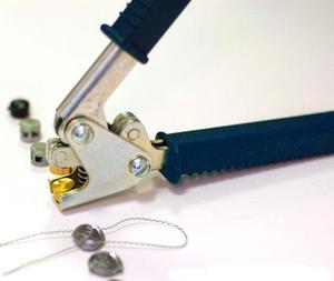 Пломбираторы для свинцовых пломб с гравировкой универсальные