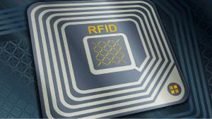 RFID метки с чипом