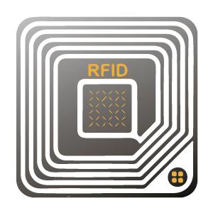 RFID метка - фото