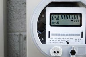 Счётчик электроэнергии - фото