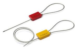 Опечатывающие устройства тросовая силовая пломба
